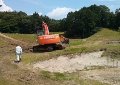 Fukuroda, Japan: geotechnical study for solar plant