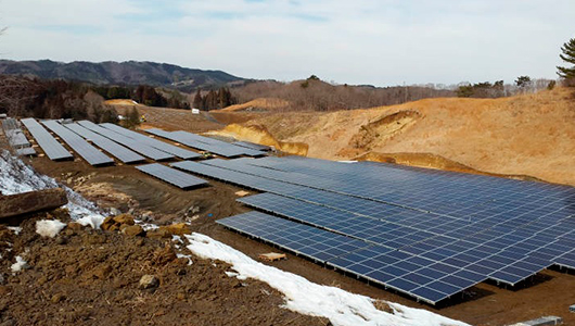 Construcción de plantas solares fotovoltaicas