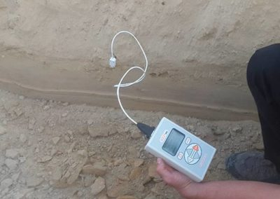 Mula, Murcia: geotechnical study for solar plant
